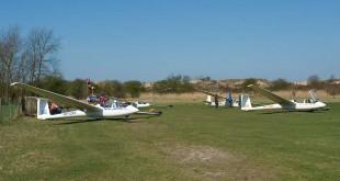 Overzicht van Nederlandse zweefvliegclubs